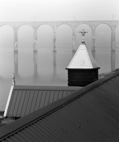 Boat Shed, Berwick-Upon-Tweed, U.K.