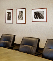 Corporate Board Room: Photographs by George Tice