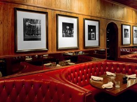 Newport Beach: A Restaurant: photographs by George Seitz