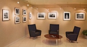 Corporate Office San Diego: Selected Photographs, all black and white