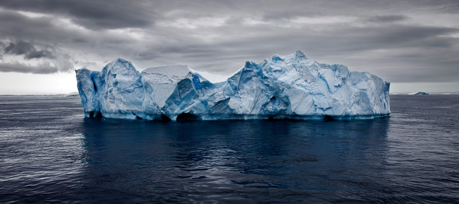 The Ice Crown, Antarctic Sound