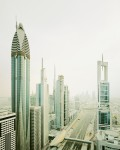 Sheikh Zayed Road, Dubai, UAE