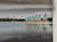 Back Bay Sail Boats **