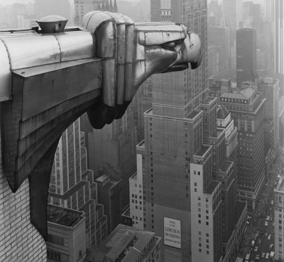 From the Chrysler Building, NY, 1978web