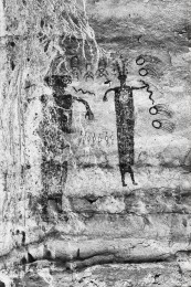 Sinbad Country – Pictographs 1
