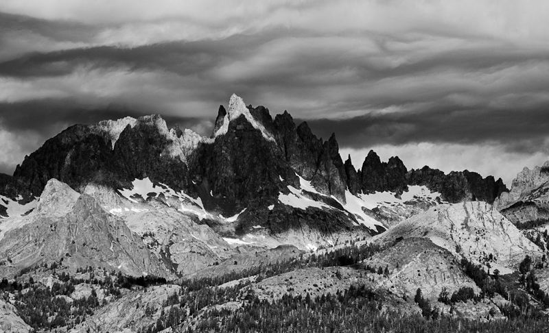 There Be Dragons – Ansel Adams Wilderness