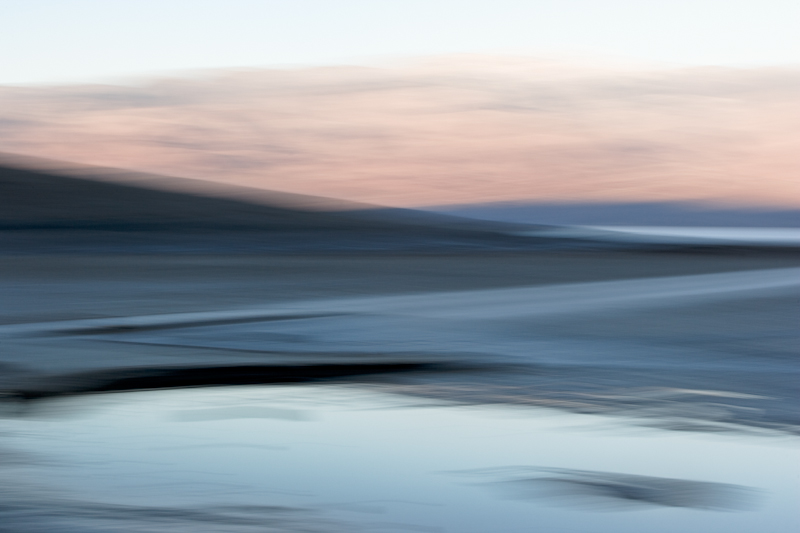 Badwater, Sunrise, Death Valley National Park