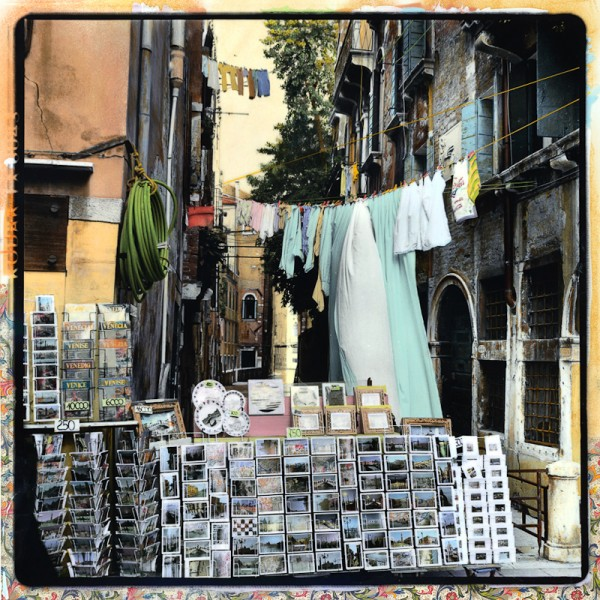 Postcards, Italy