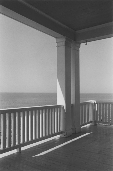 Porch, Monhegan Island, ME