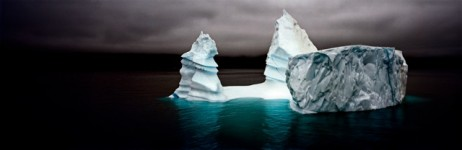 Grand Pinnacle Iceberg, East Greenland