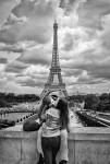 Eiffel Tower – The Kiss