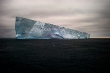The Wedge Iceberg, Antarctica (A)