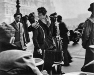 The Kiss at the Hotel De Ville