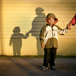Kid and Shadows