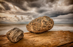 Two Boulders, Point Loma, San Diego