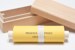 Presence in Between – Scroll