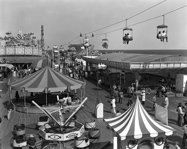 Amusement Pier, Seaside Heights, NJ