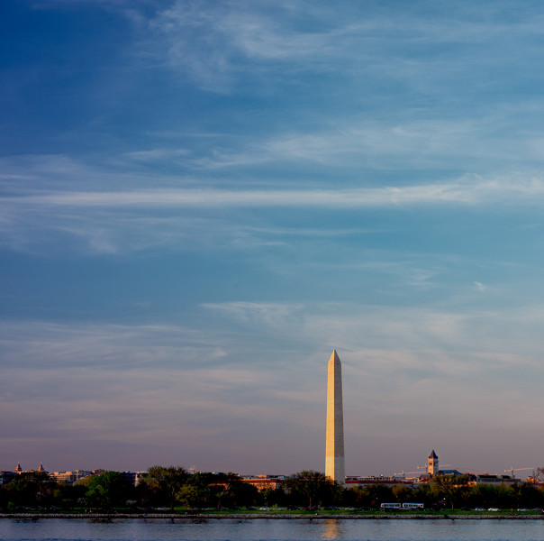 Across the Potomac: National Mall