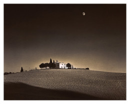 Moon Over Tuscany