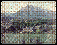 "Salzburg, Austria (Textus #152-1) (Countryside location for ""Sound of Music"")"