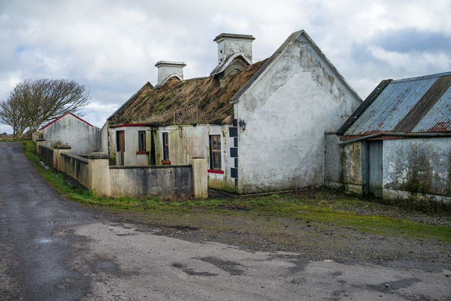 Farmhouse near Sligo