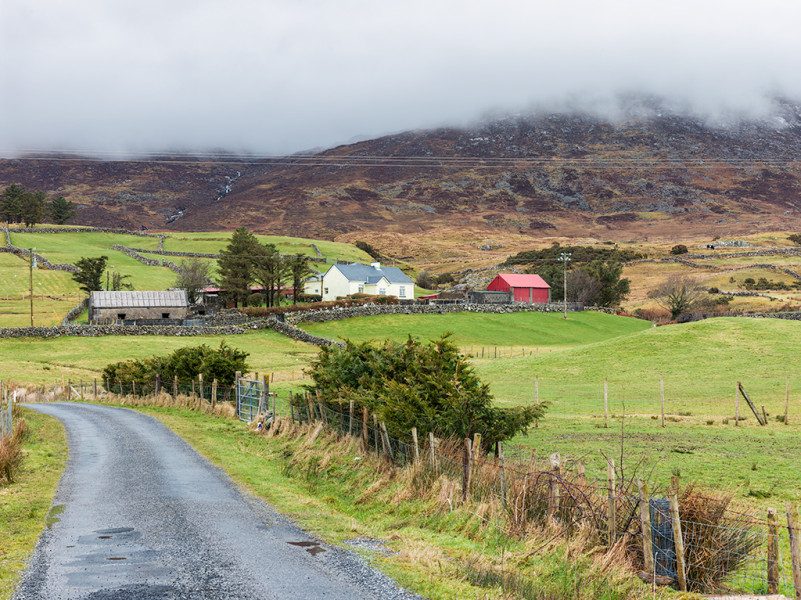 Farmstead, County Galway