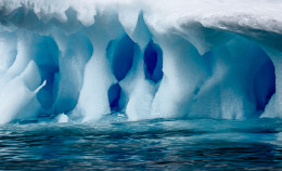 Iceberg Caves, Cierva Cove
