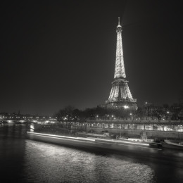 La Tour Eiffel, Study 1, Paris, France