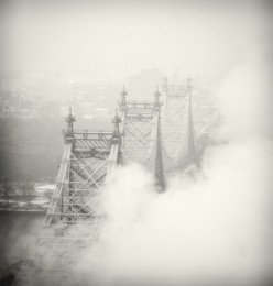 The Peaks of the Queensboro Bridge, NYC