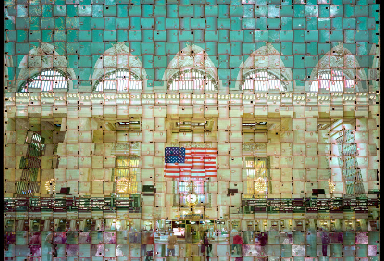 Parkseunghoon_TEXTUS 203-1 Grand Central_Digital C Print_150cmx120cm_2014