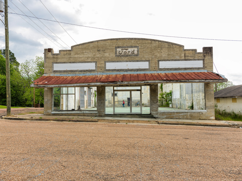 Ford Dealership, Deal, Mississippi
