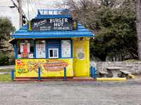 Burger Hut, South Carolina