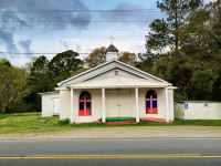 Rural Baptist Church, South Carolina