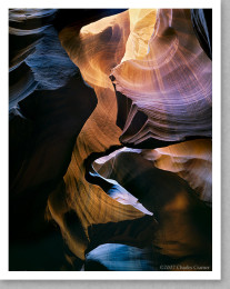 Interlocking Forms, Lower Antelope Canyon, AZ