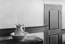 Shaker Interior, Sabbathday Lake, Maine: George Tice