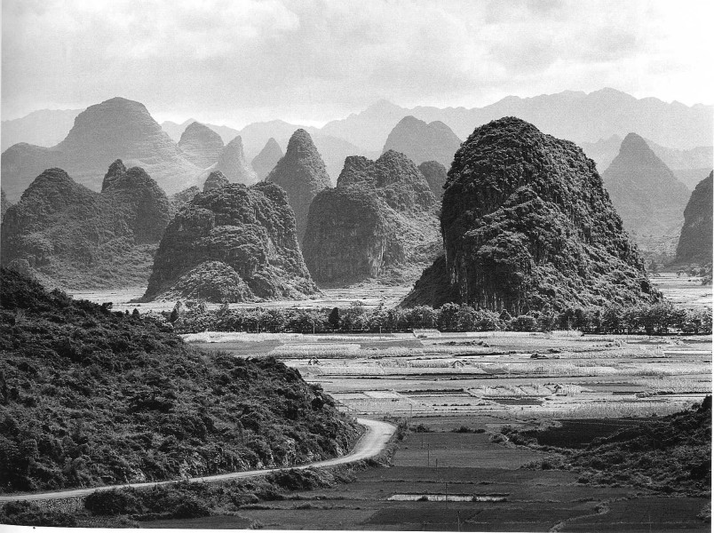Hills Near Guilin, China (Sold)