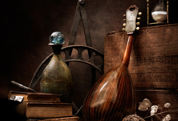 Still Life with Mandolin_1_Ross