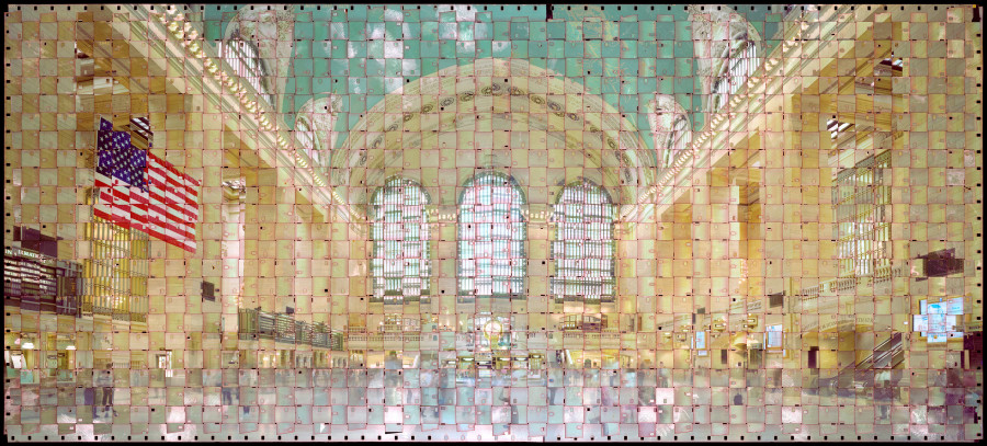Grand Central Station (Textus $#214-1)