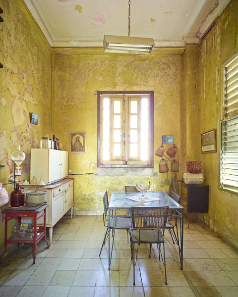 Yellow Kitchen, Havana