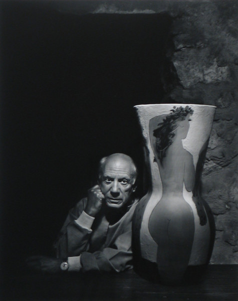 Pablo Picasso: Yousuf Karsh