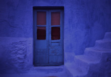 Blue Steps, Kalymnos, Greece
