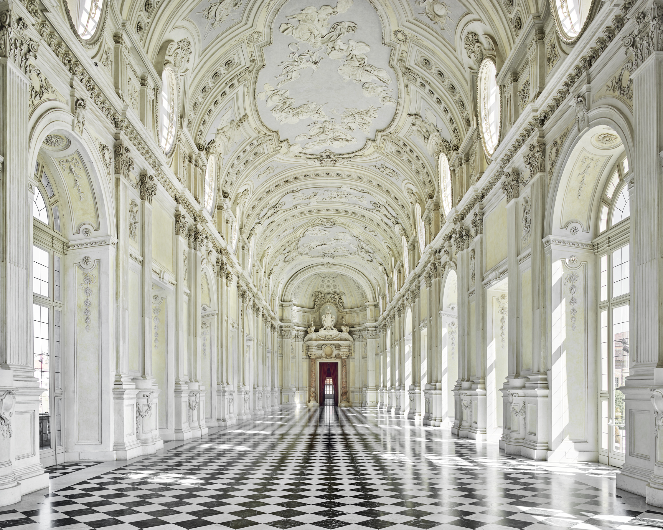 How To Photograph Interiors Reggia Di Venaria Reale Torino Italy By David Burdeny