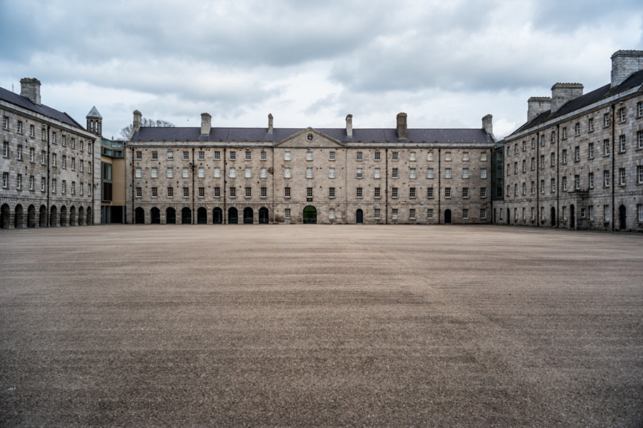 Collins Barracks, Dublin
