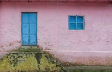 Pink Wall, Guamote