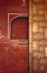 Bronze Door, Red Fort