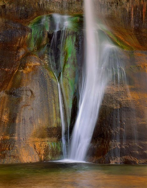Calf Creek Fall, Escalante, Utah