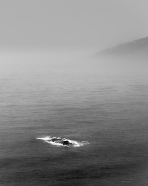 A Layer of Fog, Big Sur