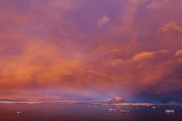 That Epic Sunset Pt I, Lemaire Channel, Antarctica