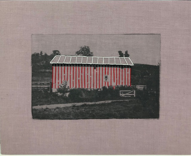 Untitled (Building): Betty Hahn