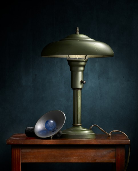 Lamp and Flash Gun